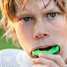 Replace My Sports Mouth Guard Gahanna Dentist